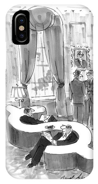 New Yorker September 6th, 1999 IPhone Case