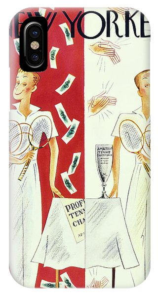 New Yorker September 7 1935 IPhone Case