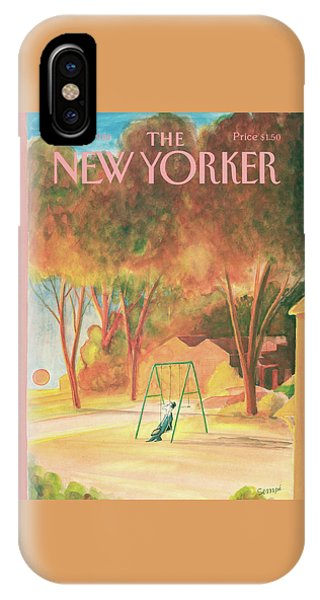 New Yorker September 9th, 1985 IPhone Case