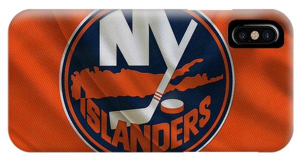 Islanders iPhone Case - New Yorkislanders by Joe Hamilton