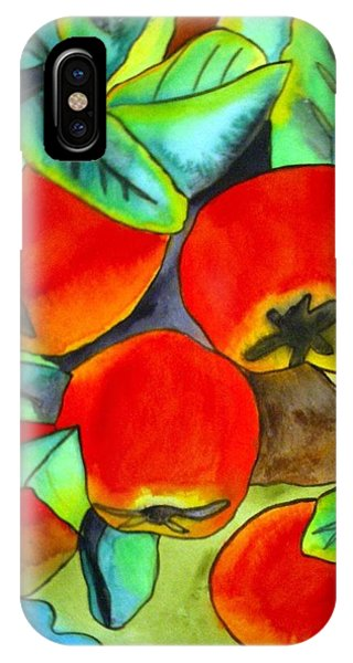 New Zealand Apples Phone Case by Sacha Grossel