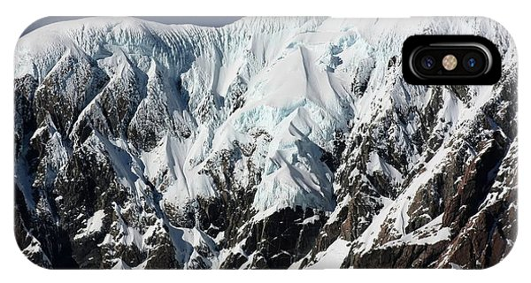 New Zealand Mountains IPhone Case