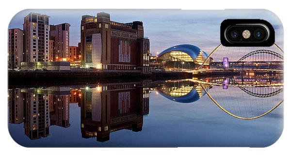 Newcastle Quayside IPhone Case
