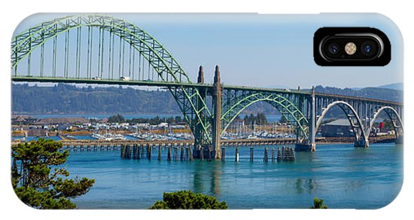 Newport Bridge IPhone Case