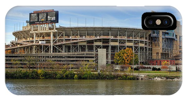 Neyland Stadium IPhone Case
