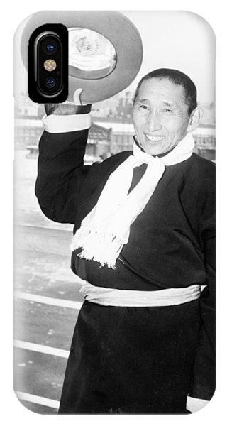 Ngawang Wangyal (1901-1983) Phone Case by Granger