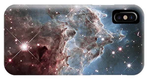 Ngc 2174-nearby Star Factory IPhone Case