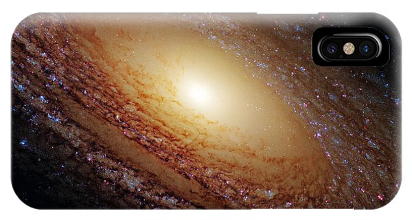 Space iPhone Case - Ngc 2841 by Ricky Barnard