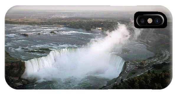 Niagara Falls 1968 IPhone Case