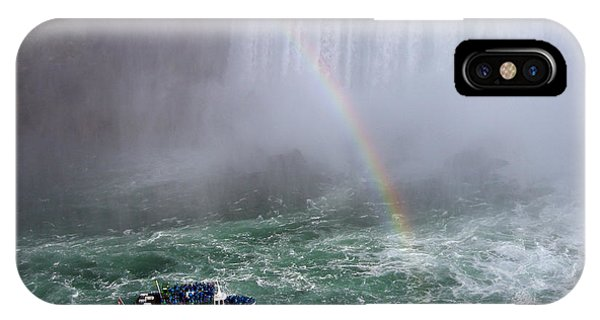 Niagara Falls Canada IPhone Case
