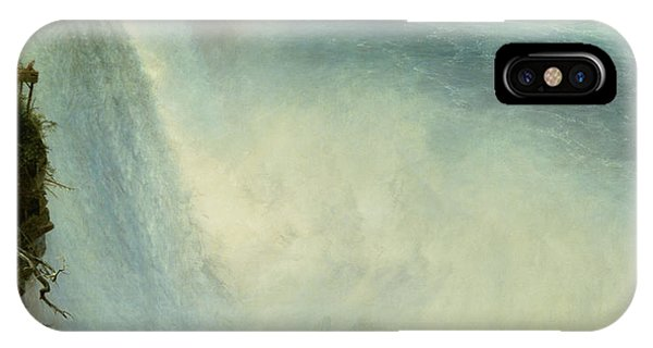 Niagara Falls, From The American Side, 1867 IPhone Case