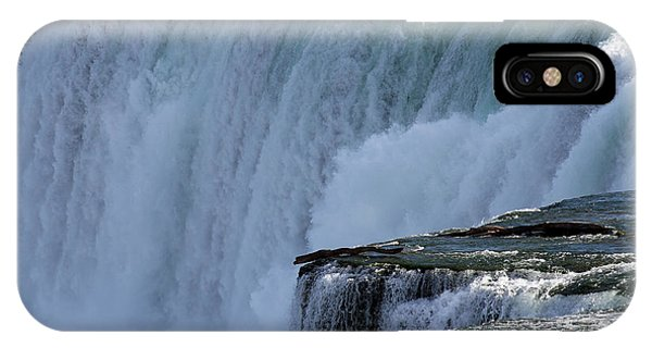 IPhone Case featuring the photograph Niagara Falls by Jackson Pearson