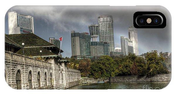 Niagara Falls Skyline IPhone Case