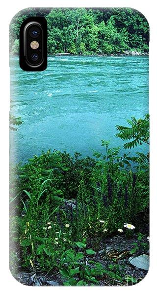 Niagara River Gorge  IPhone Case