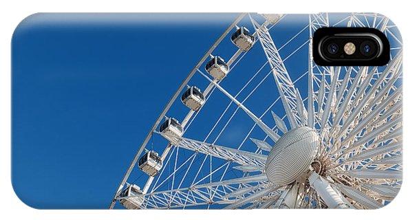 Niagara Sky Wheel IPhone Case