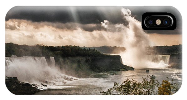 Niagra Falls IPhone Case