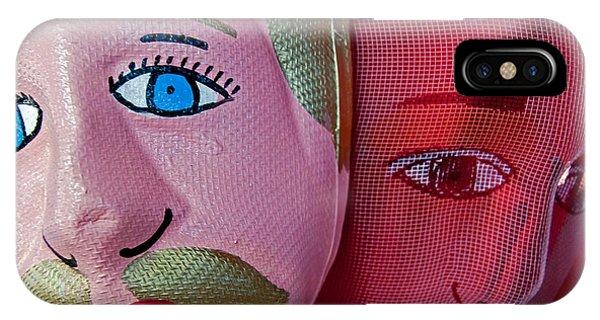 Nicaraguan Masks IPhone Case