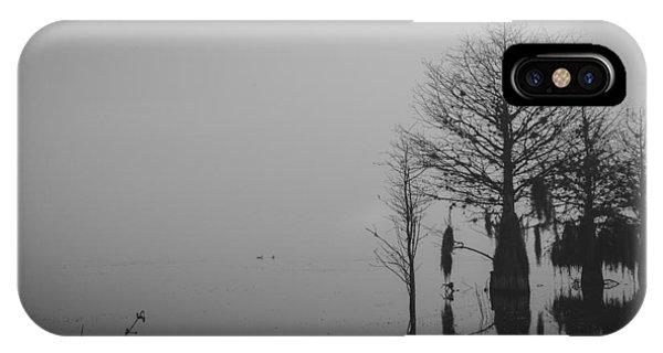 Niebla Phone Case by Michael Paul