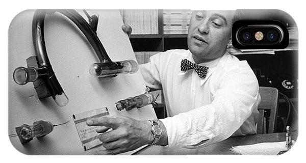 Nier And Uranium Separation, 1950s IPhone Case