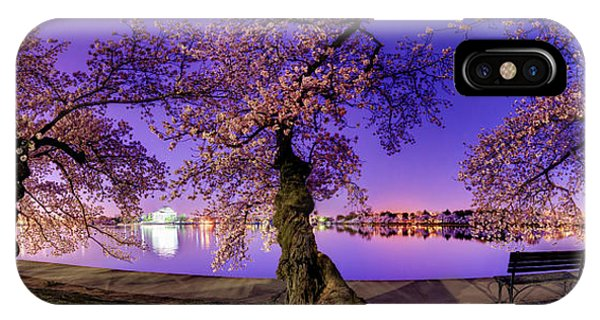 Night Blossoms 2014 IPhone Case