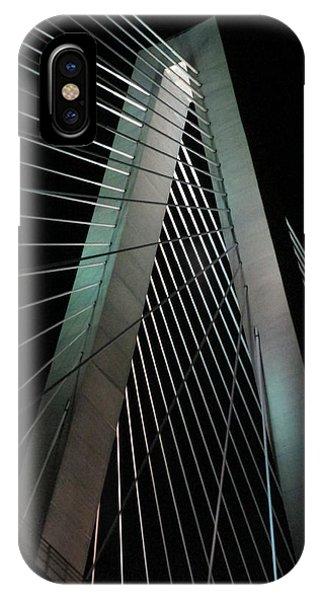 Night Bridge 2 IPhone Case