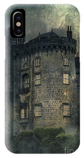 Night Castle IPhone Case