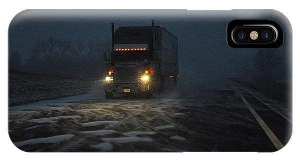 Night Driver IPhone Case