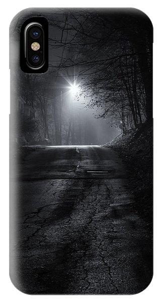 Night Fog IPhone Case