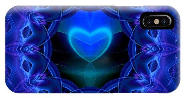 Night Love Gift IPhone Case