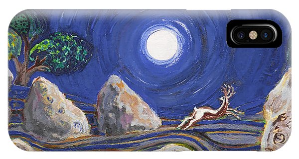 Night Of Mysteries IPhone Case