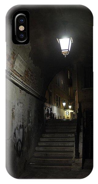 Night Passage IPhone Case