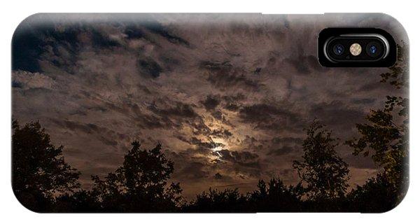 Night Sky - Autumn 1 IPhone Case