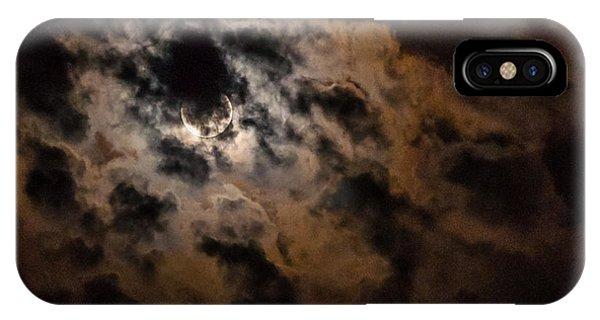 Night Sky - Autumn 3 IPhone Case