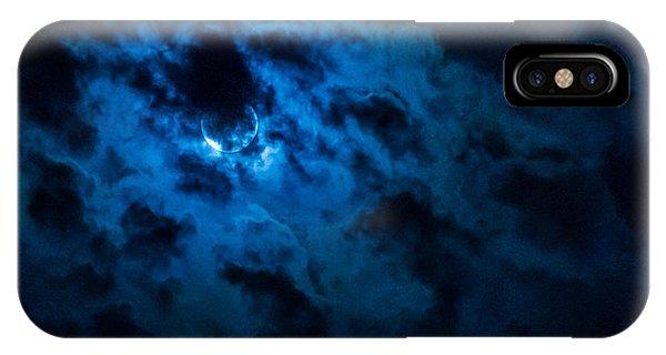 Night Sky - Autumn 4 IPhone Case