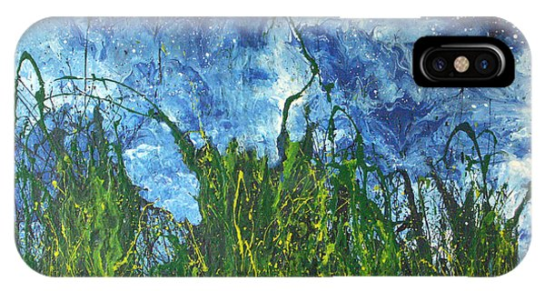 Night Sky 2007 IPhone Case