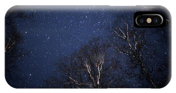Night Sky Phone Case by Pekka Parviainen/science Photo Library