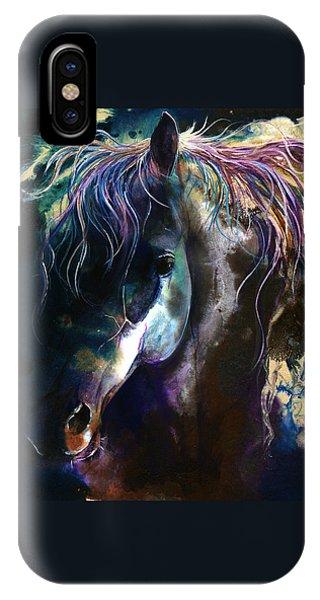 Night Stallion IPhone Case