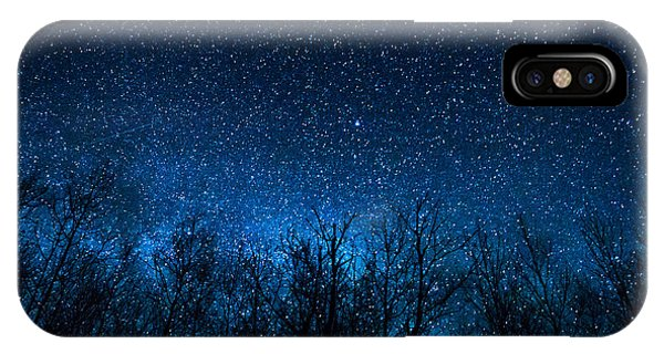 Night Stars IPhone Case