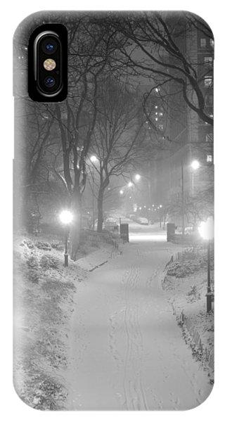 Night Storm New York IPhone Case