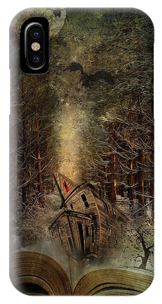 Night Story IPhone Case