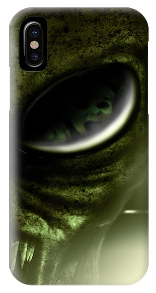 Night Terrors IPhone Case