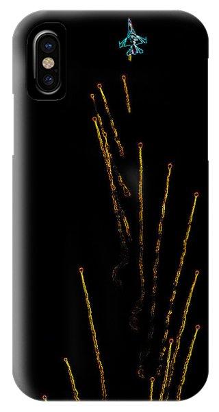 Night Warfare IPhone Case