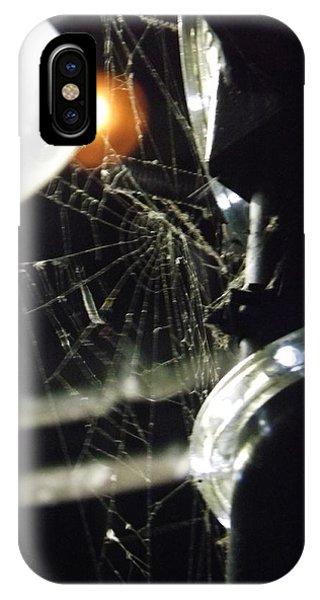 Night Web IPhone Case