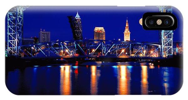 Nightfall In Cleveland IPhone Case