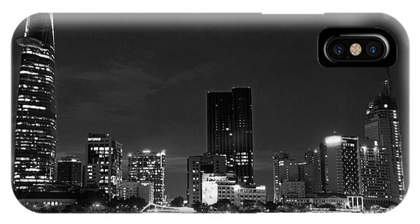 night Ho Chi Minh city IPhone Case