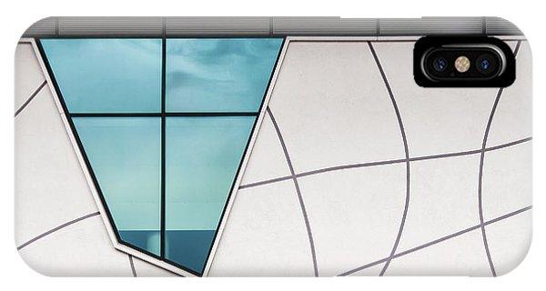 Facade iPhone Case - Nijmegen-2 by Henk Van Maastricht