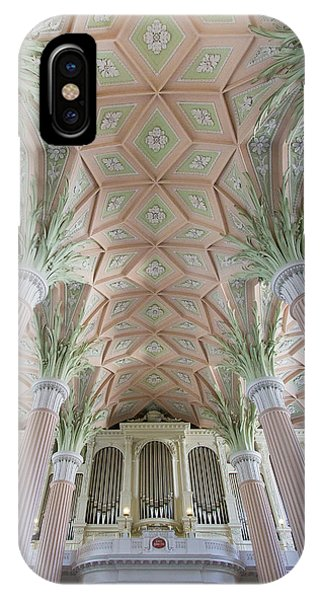 Nikolaikirche Leipzig IPhone Case