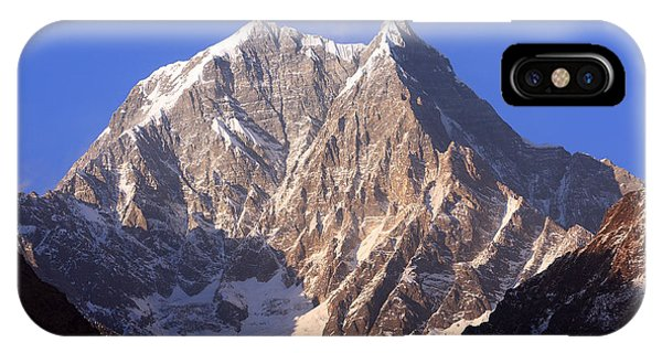 Nilgiri South 6839m IPhone Case