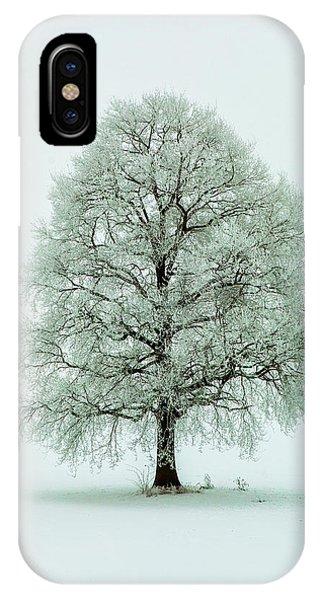 Frost iPhone Case - Nimloth by Heinz Hieke