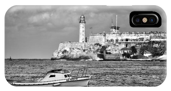 Nisita In Havana Bay IPhone Case